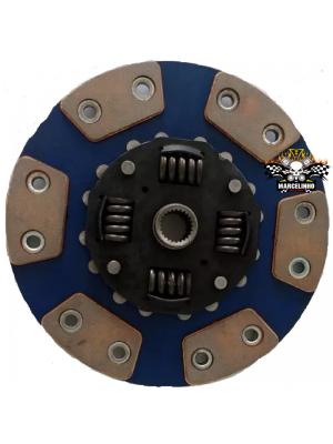 Disco de Cerâmica 6 Pastilhas VW a AR 1500 1600