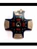 Disco de Cerâmica 4 Pastilhas GM Corsa 1.6