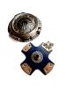 Platô 980lbs com Disco de Cerâmica VW Gol / Parati 1000 – 16v AT