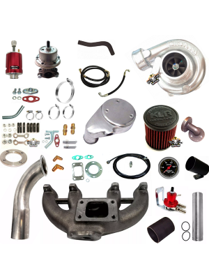 Kit Turbo AP Carburado Transversal