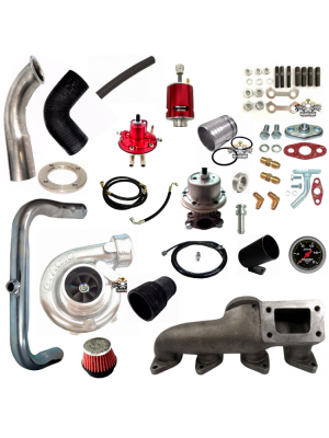 Kit Turbo Astra Vectra 8 Válvulas Injeção MPFI