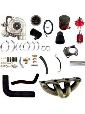Kit Turbo Ford Ká 1.0 Zetec Rocan