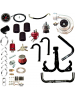 Kit Turbo Fusca 1.6 Dupla Carburação com Turbo T3 APL