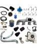 Kit Turbo Gm Corsa - Celta - Prisma - Punto 1.0 e 1.4