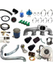 Kit Turbo Gm Corsa, Celta, 1.0 E 1.4 Com Bicos E Clamper His