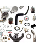 Kit Turbo Motor VW  AE600 ( CHT 1.6 ) com Turbo T3