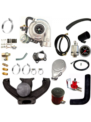 Kit Turbo Motor VW AE600 ( CHT 1.6 ou 1.0 )  Carburado