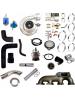 Kit Turbo S10 Blazer Injeção EFI (Mono Ponto)