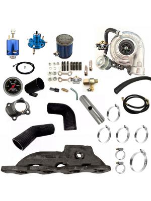 Kit Turbo Vw Gol/Voyage/Saveiro/Fox/Polo/G5 e G6 Motor 1.0/1.6 EA111