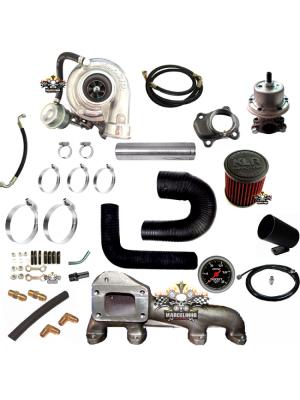 Kit Turbo Ap Diesel 1.6 - 1.7 - 1.9  com Pressurização MI