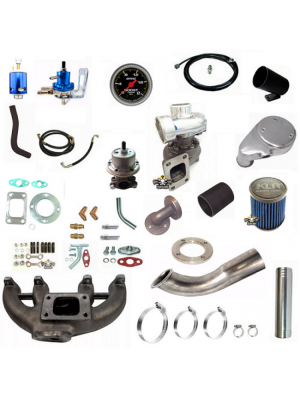 Kit Turbo Ap Injeção Carburado ou CLI Transversal