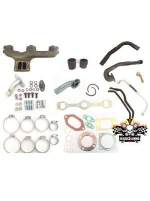 Kit Turbo TOYOTA 608 / 708  OM 314 sem Turbina
