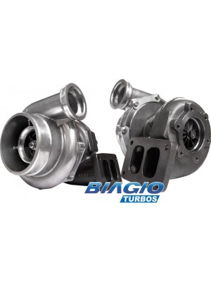Turbo BBV 101IT Motor OM 457 LA E2