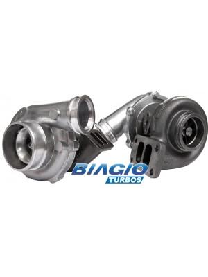 Turbo BBV 170AT  C1215 / C1415 / C1617 com Intercooler / Caminhão 12170BT / 16170BT / 17210