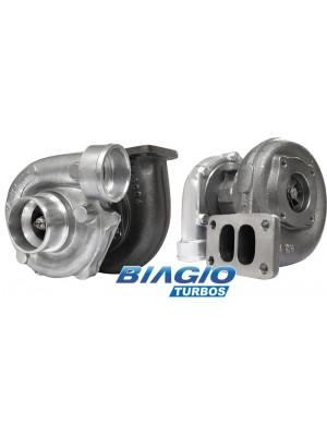 Turbo BBV 267AT Caminhão 7500TD / 7.100 / F1000 / F4000 Turbo Até 1995
