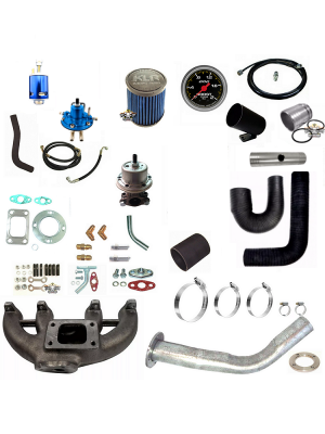 Kit Turbo AP Injeção MI sem turbo