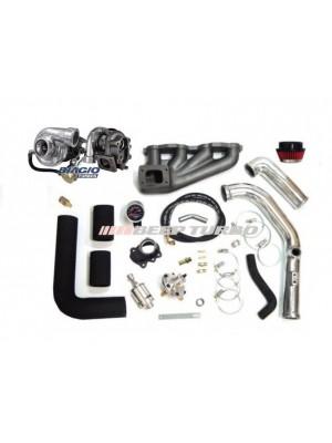 Kit turbo VW para motores AT 1.0 8 valvulas  com turbo T2