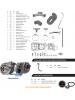 Kit Turbo D20 Maxion S4 com ou sem Ar Condicionado