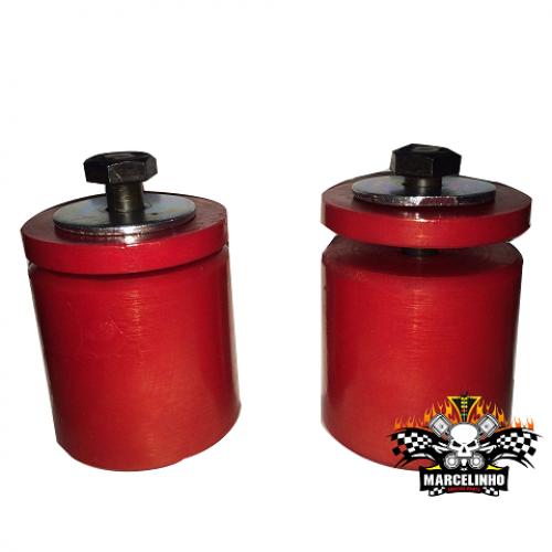Coxim Motor  Lateral - Poliuretano