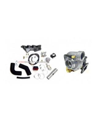 Kit turbo Vw gol / voyage / saveiro / fox / polo geração 5 e 6 - motor 1.0 / 1.6 EA