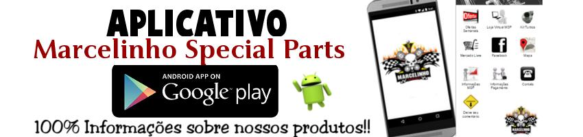 Aplicativo Marcelinho Special Partas