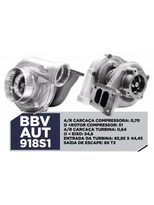 Turbo super .70 Aut 918s1 faixa de potencia de 250cv Até 500cv