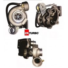 Turbo T2 valvulada ZR 4242