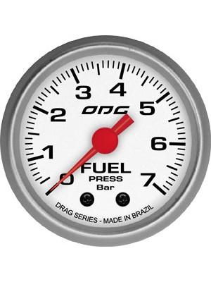 Manômetro Fuel Drag Odg