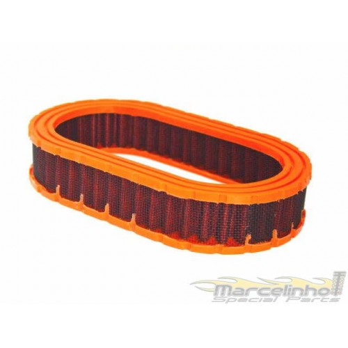 Elemento esportivo oval 40,0mm