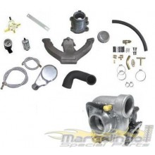 Kit turbo FORD escort motor CHT 1.6 carburado turbo T25