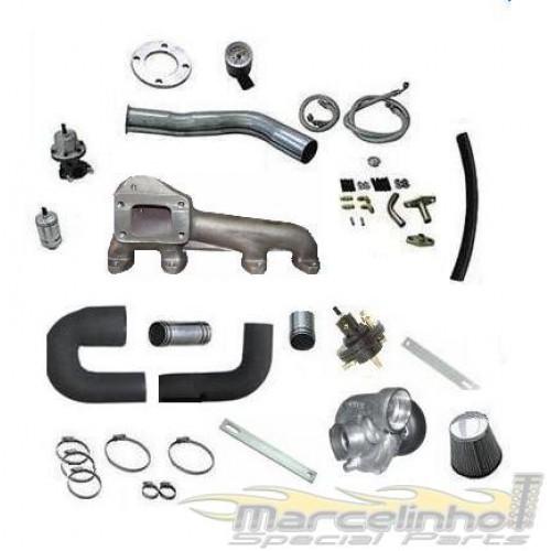 Kit turbo AP MI com Ar e direção hidraulica