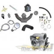 Kit turbo Motor VW motor AE600 ( CHT 1.0 )  injecao CLI turbo T2