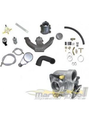 Kit turbo Motor VW motor AE600 ( CHT 1.0 )  injecao CLI turbo T2