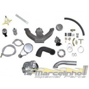Kit turbo escort Motor Ford CHT 1.6 c/ turbo T3