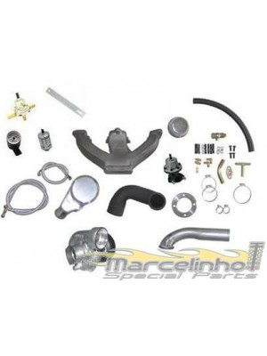 Kit turbo Motor VW motor AE600 ( CHT 1.6 ) turbo T3