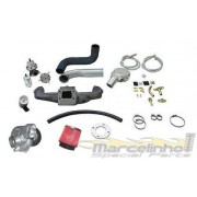 Kit turbo Opala 4cc 2.5 ( coletor de ferro fundido)