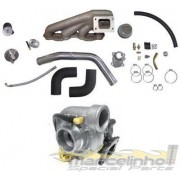Kit turbo VW para motores AT 1.0 8valvulas  com turbo T2