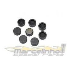 Lasch Caps para valvulas de 8mm
