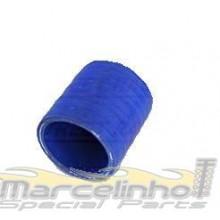 Mangote Silicone Azul 2 polegadas