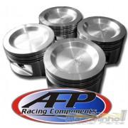 Pistões Racing Aspirado AFP VW AP 1.9 e 2.0 8 valvulas cabeça plana
