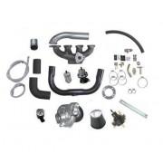 Kit turbo Omega 2.2 / S10 injeção MPFI