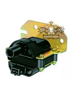 Bobina linha MI 2 pinos ( original, turbo e aspirado )