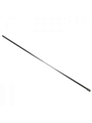 Abraçadeira Zip 4.6mm Inox 360mm de comprimento