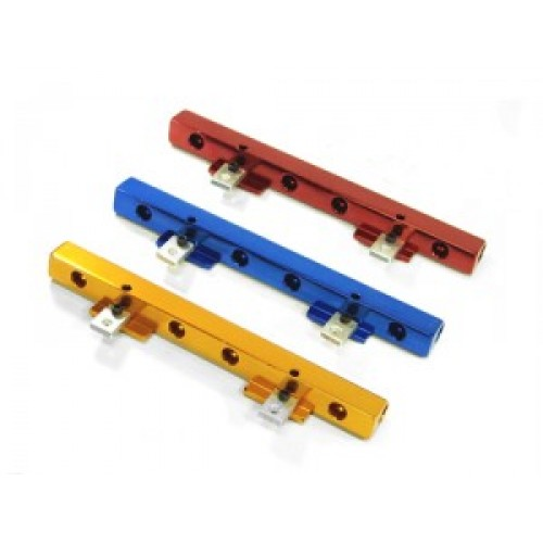 Flauta combustivel anodizada MI