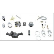 Kit turbo fiat  147 uno e similares 1.0 1.3 carburado
