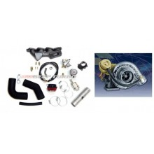 KIT TURBO VW GOL/ VOYAGE / SAVEIRO GERAÇÃO 5 e 6 FOX / POLO  -  MOTOR 1.0 / 1.6 EA