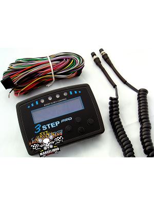3 STEP PRO com controle de Booster