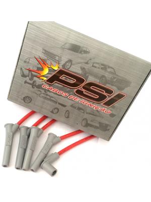 Cabos de Ignição PSI Silicone 10mm Linha Volkswagem