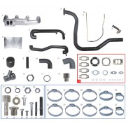 KIT TURBO CAMINHAO 6.90 / 6.90S / 7.90 MWM 229-4
