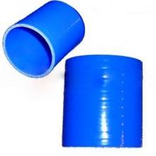 """Mangote de Silicone de Pressurização Azul 2 1/2"""" x 100mm"""